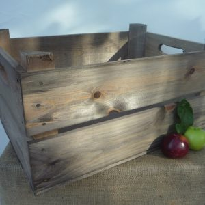 Apple Crates and Boxes
