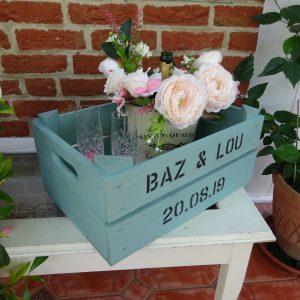 Wedding Crates and Accessories