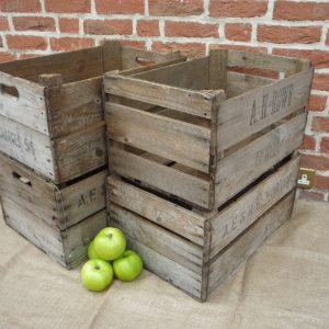 Original English Crates