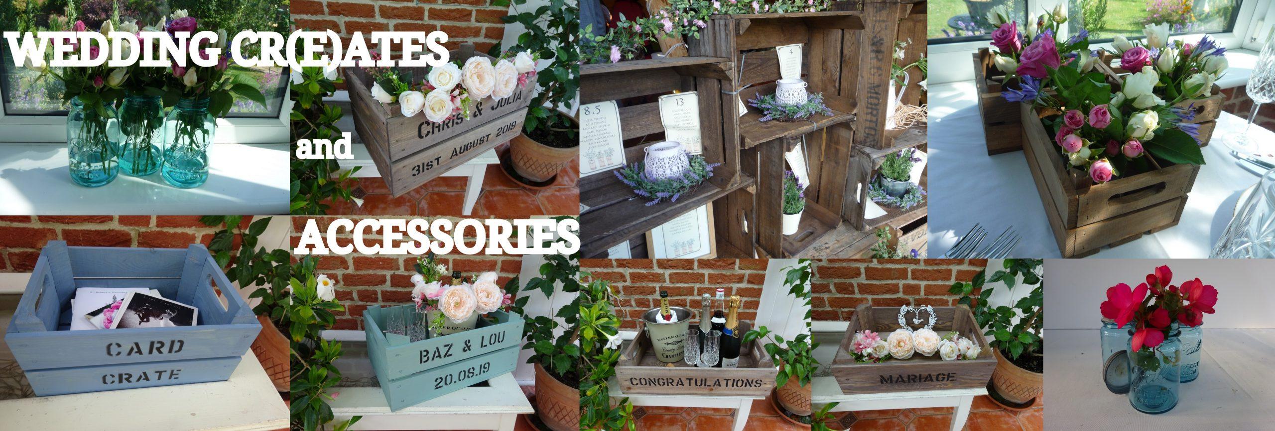 Wedding Crates